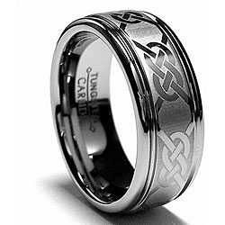 ring carbide celtic