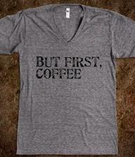 coffe t-shirt
