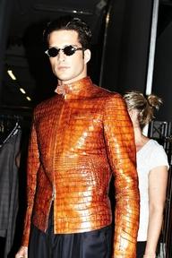 armani leather jacket1