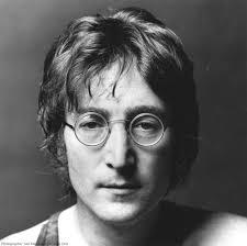 round glasses John Lennon