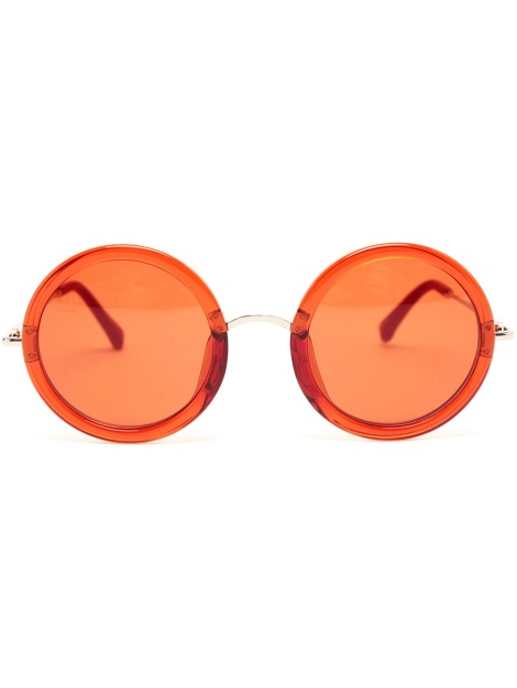 round sunglasses Linda Farrow