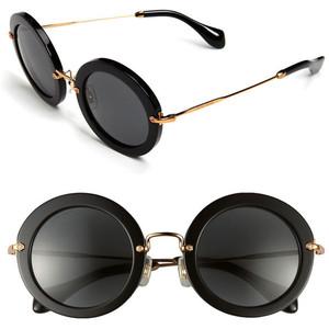 round sunglasses Miu, Miu